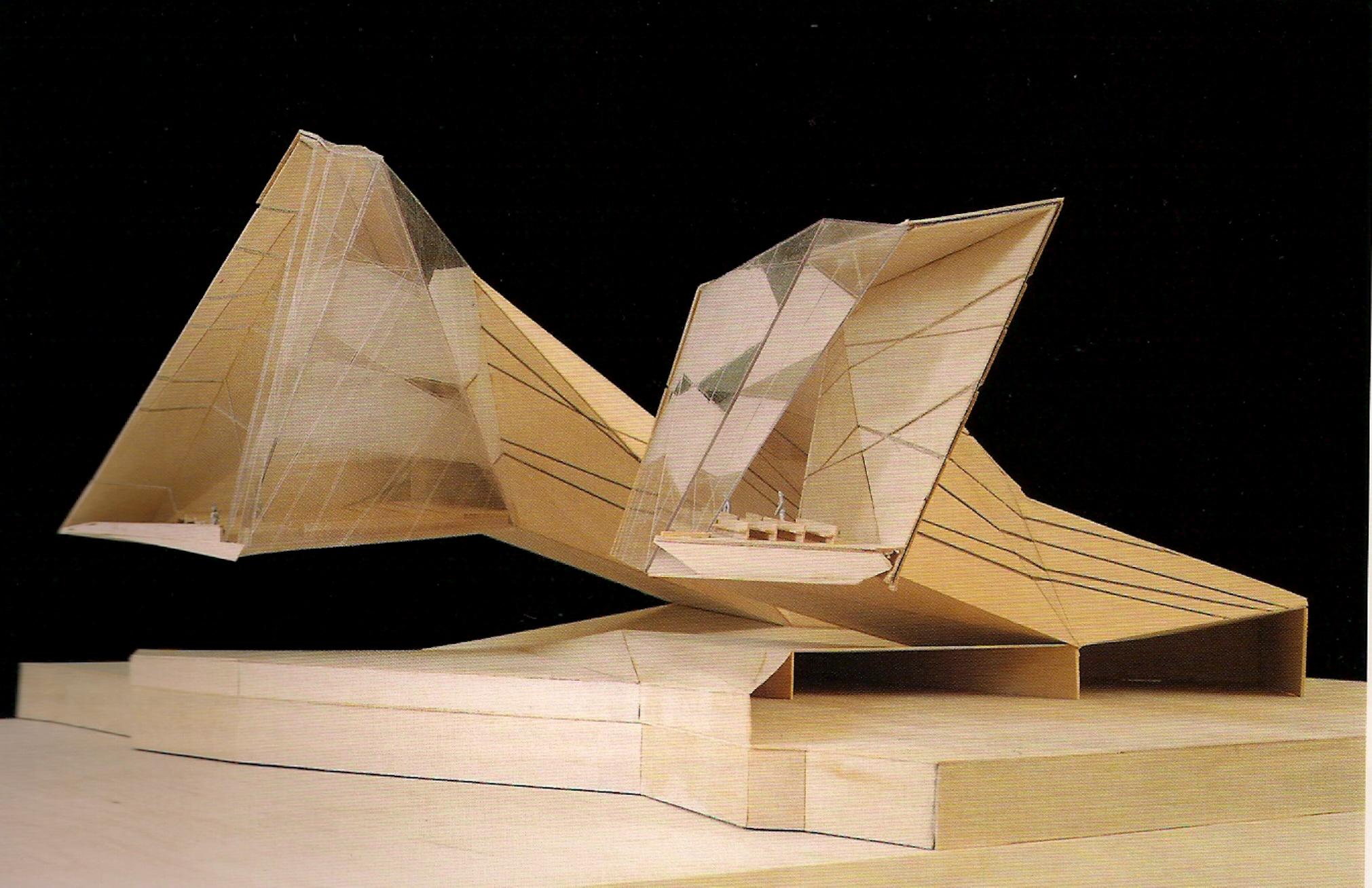 Zaha Hadid Maxxi Museum Peter Eisenman   Someo...