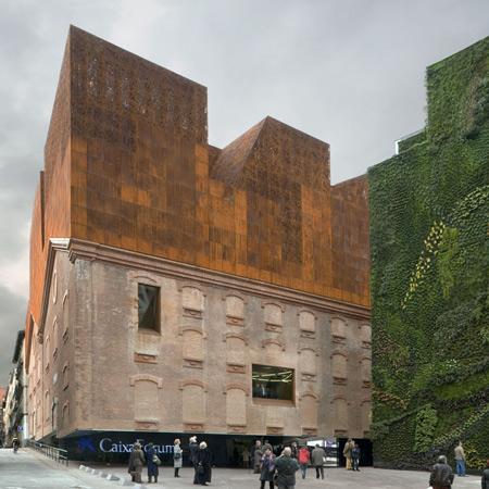 Herzog de meuron someone has built it before page 3 for Herzog de meuron madrid