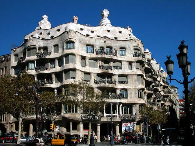 Casa Mila  Someone Has Built It Before