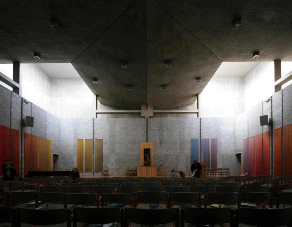Louis Kahn Architect First Unitarian Church And School