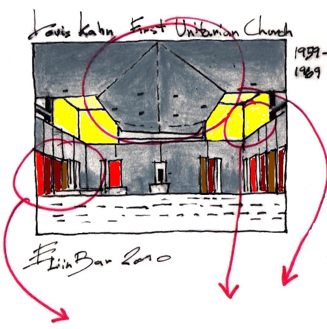 First Unitarian Church on Frank Lloyd Wright Rochester Ny