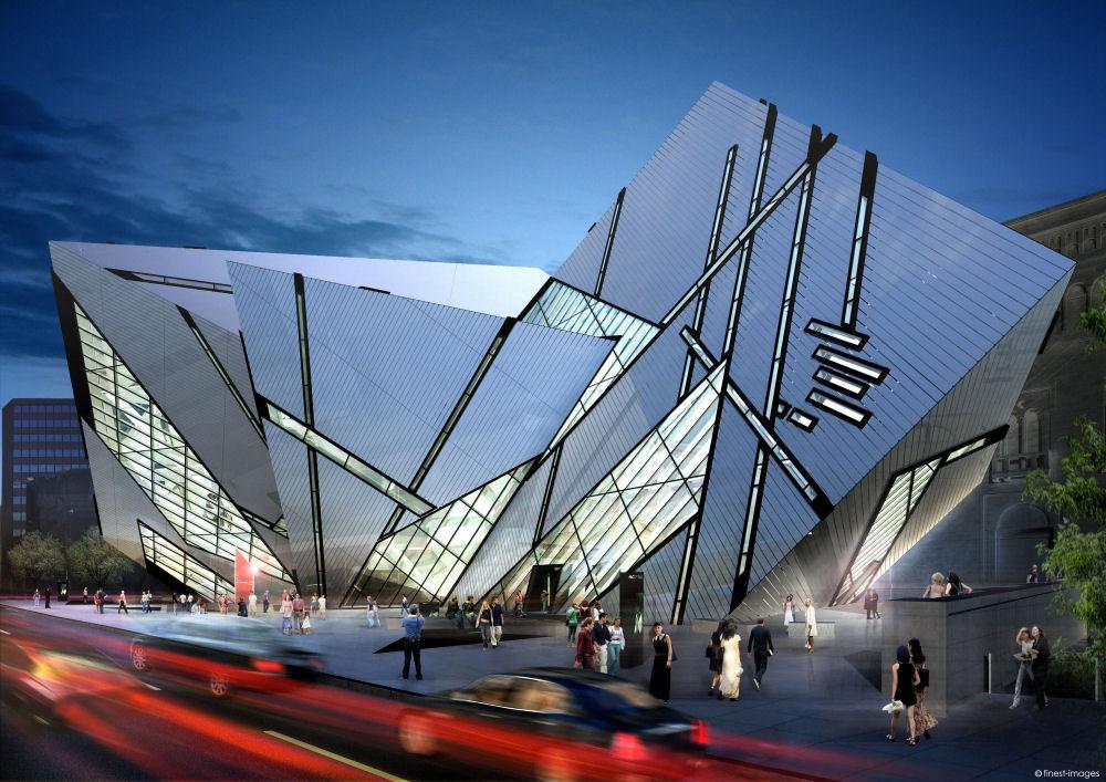 Daniel Libeskind Architecture Is A Speech