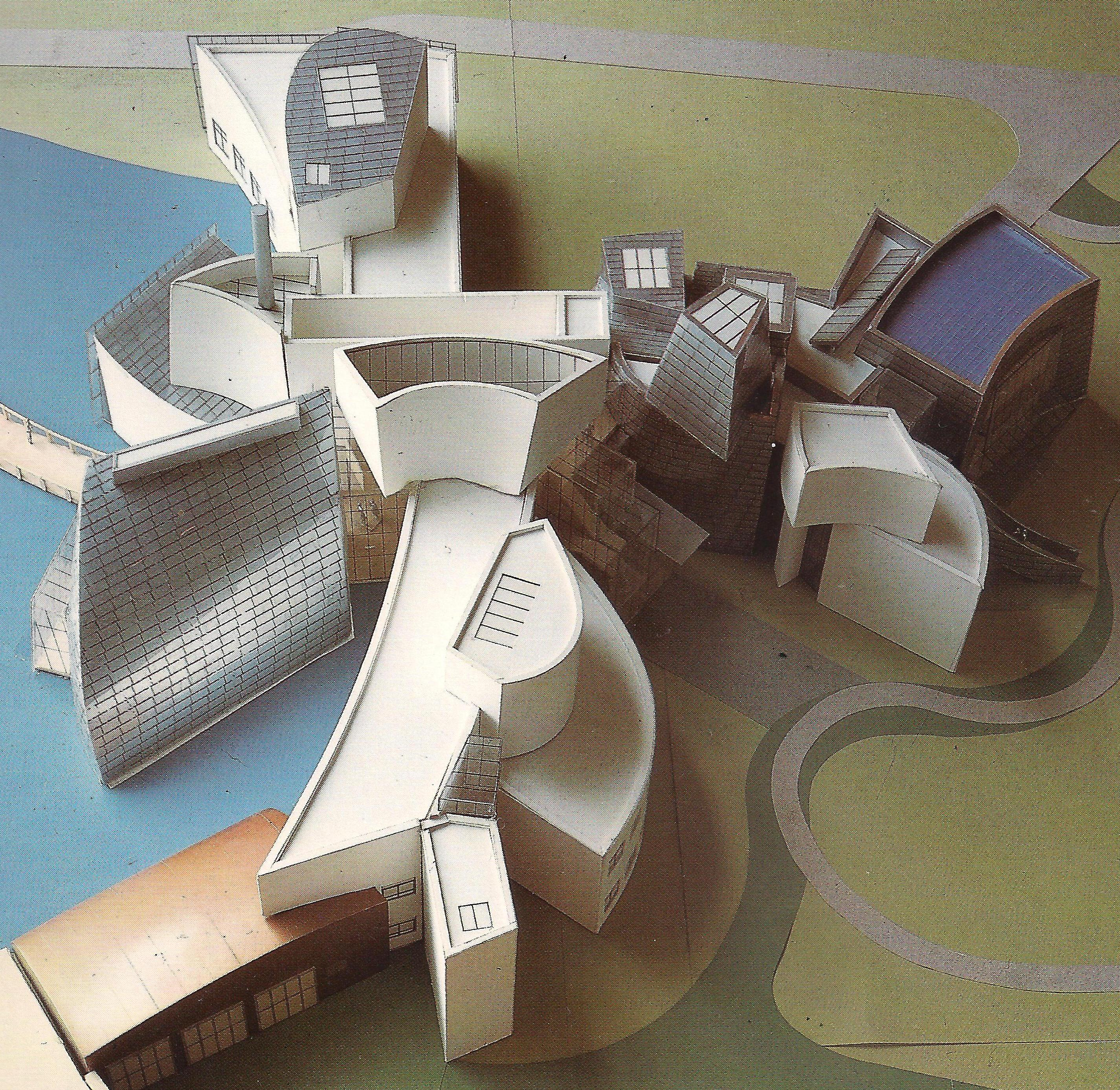 Learning From Frank Gehry Chapter 3 The Most