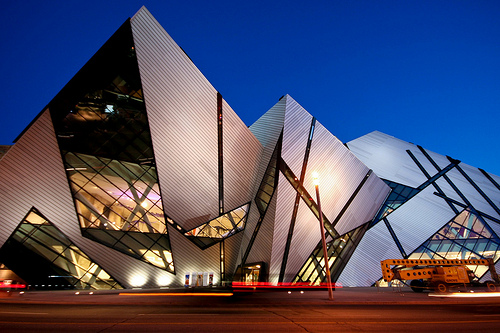 Daniel libeskind someone has built it before for Daniel libeskind architectural style