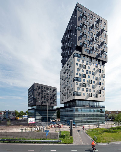 The new multi style buildingstrend herzog de meuron for La architecte
