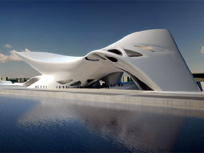 Zaha Hadid And The Mechanics Of Inspiration