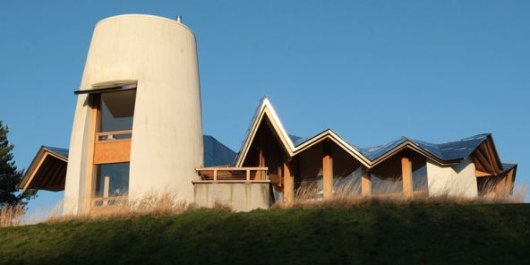 Frank Gehry Al Maggies Center : Maggie s centre in scotland someone has built it before