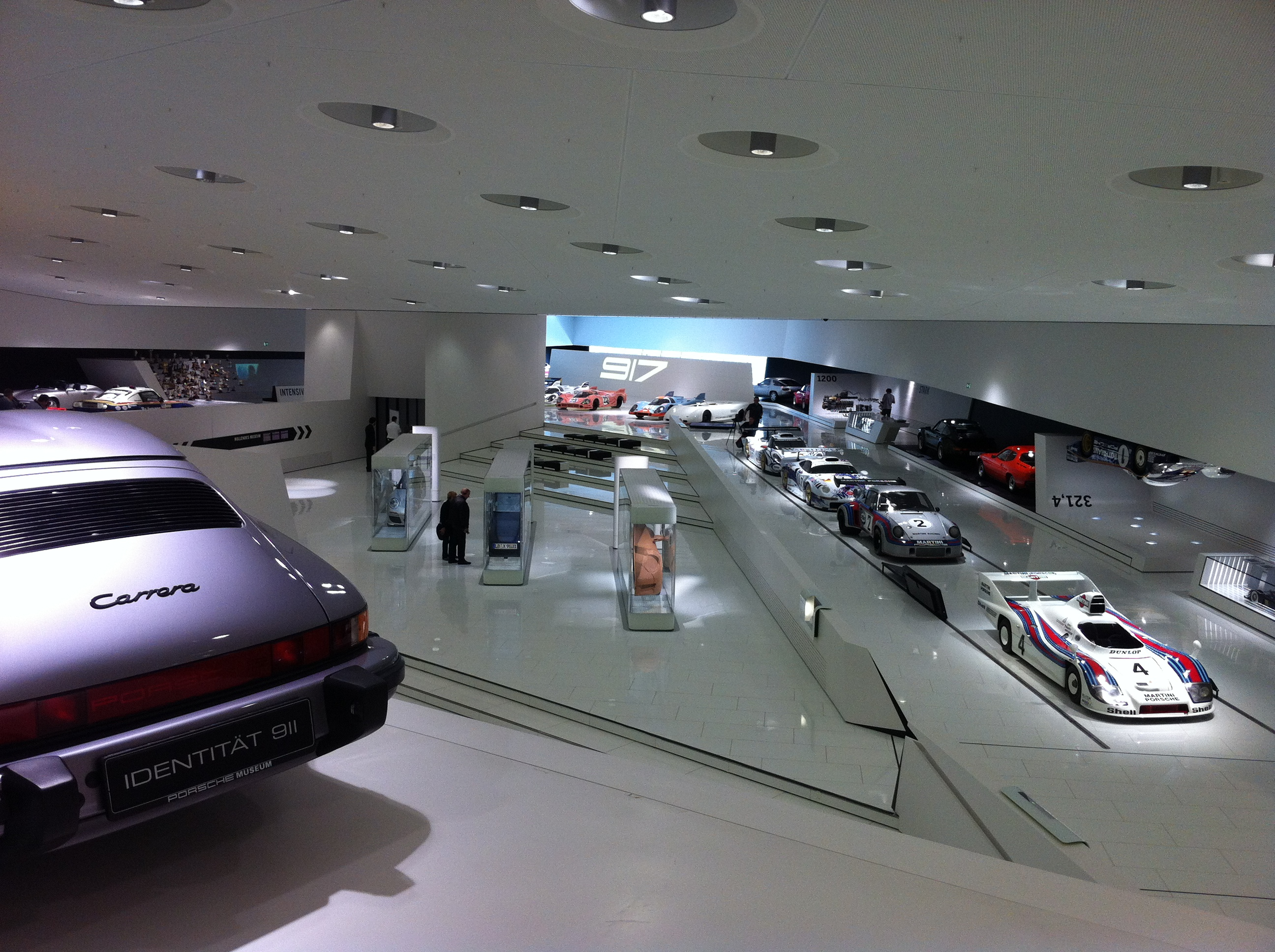porsche museum someone has built it before. Black Bedroom Furniture Sets. Home Design Ideas