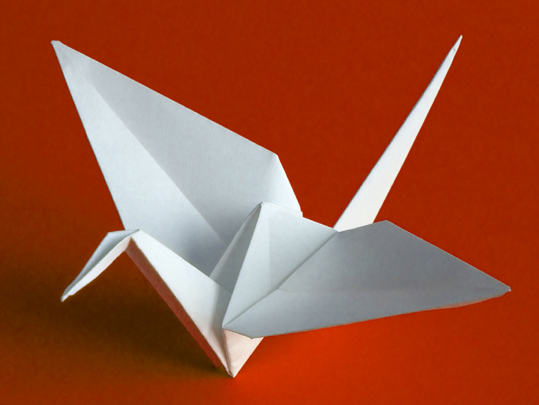Origami Swan Someone Has Built It Before