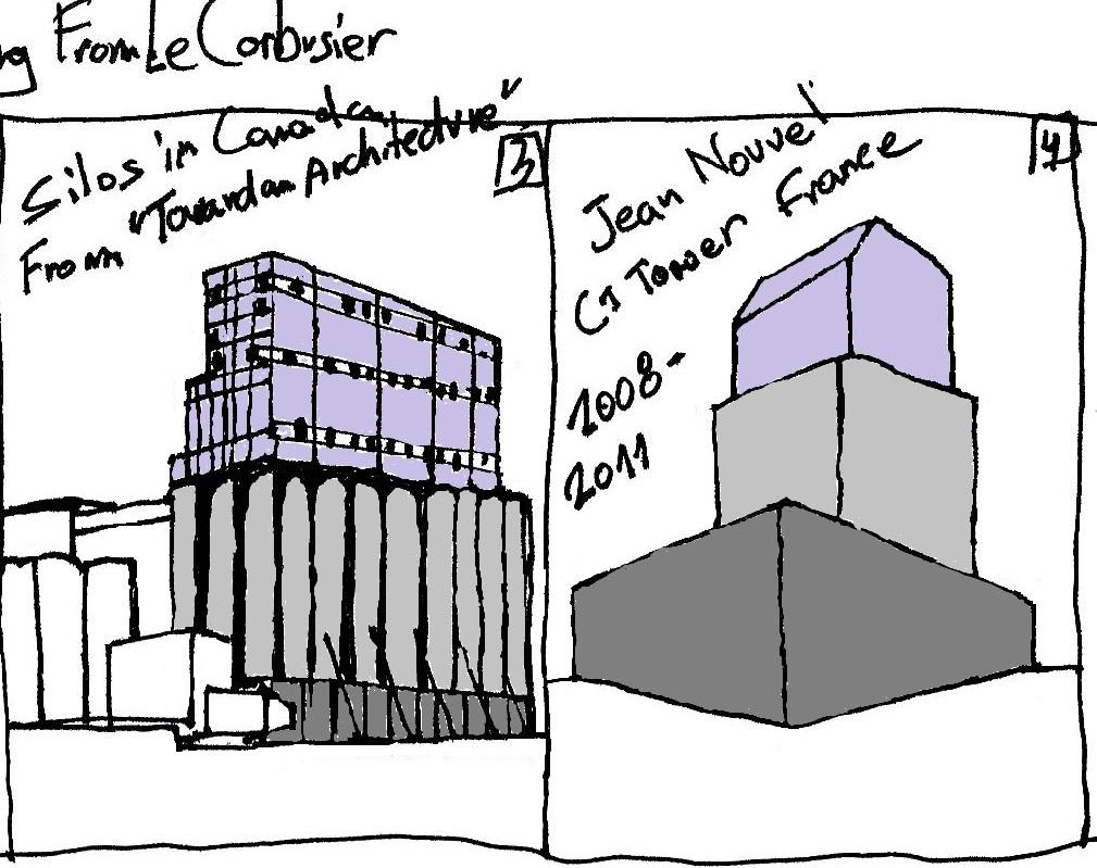 Le corbusier s book towards an architecture 1923 someone