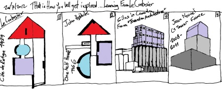 2012 learning from le corbusier s towards an architecture