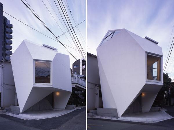 tadao ando and the azuma house the most identified