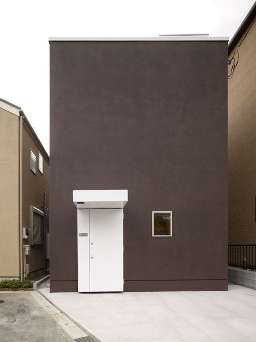 Tadao ando and the azuma house the most identified for Minimalist japanese homes