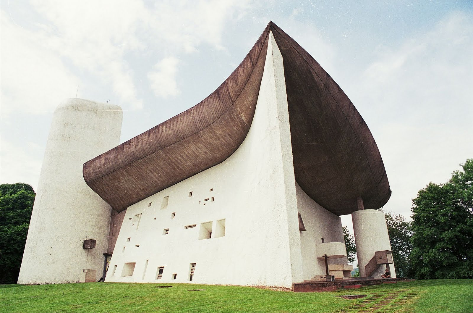 The architecture of Le Corbusier