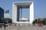 Johann Otto von Spreckelsen Architect Grande Arche de la Defense France Compettion 1982 Completed 1989