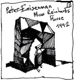 "Peter Eisenman's  Max Reinhardts Haus project in Berlin from 1992 is the ""Inspiration Source"" for the Origami Envelopes trend"