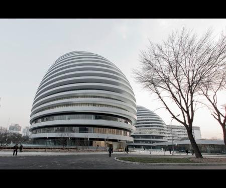 Zaha Hadid Architects Galaxy Soho Beijing China 2012