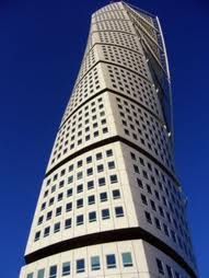 HSB Turning Torso in Malmo Sweden