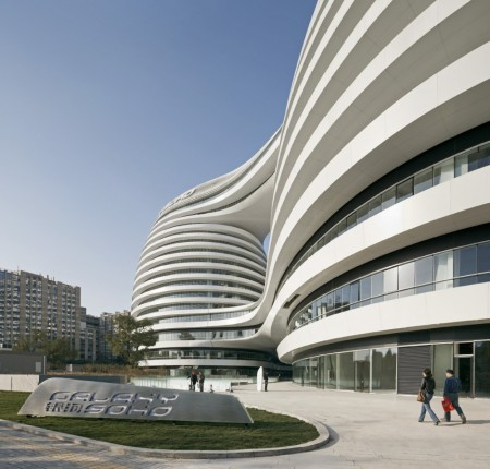 Zaha Hadid and MAD architects ,what is your secret?