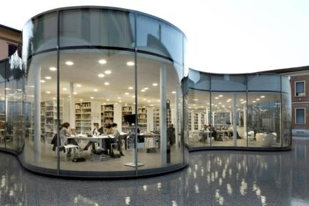 Andrea Maffei Architects Maranello Library 2011