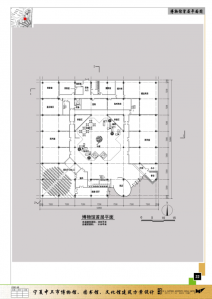 Zhongwei Cultural Complex - typical floorplan