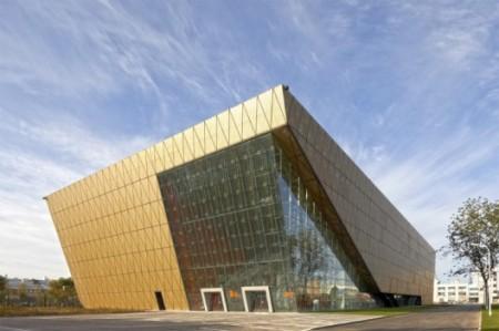 KSP Jürgen Engel Architekten.Tianjin Sports Arena