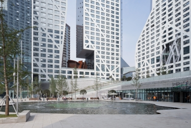 Steven Holl Architect Sliced Porosity Block 2012 Chengdu, Sichuan China