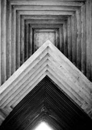 typical detail from the Brion's Family mausoleum, designed by Carlos Scarpa  1969-1978