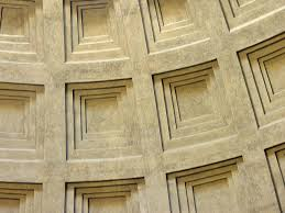 Pantheon's Coffered dome