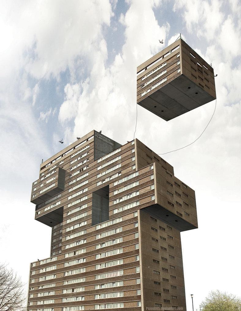 de rotterdam complex someone has built it before. Black Bedroom Furniture Sets. Home Design Ideas