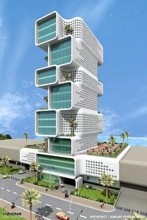 sanjay  puri architect   דובאי