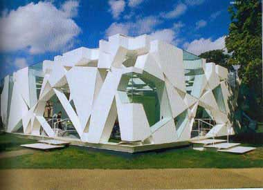 Serpentine Gallery Pavilion (2002) in London