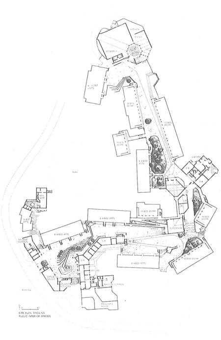 kresge College Plan