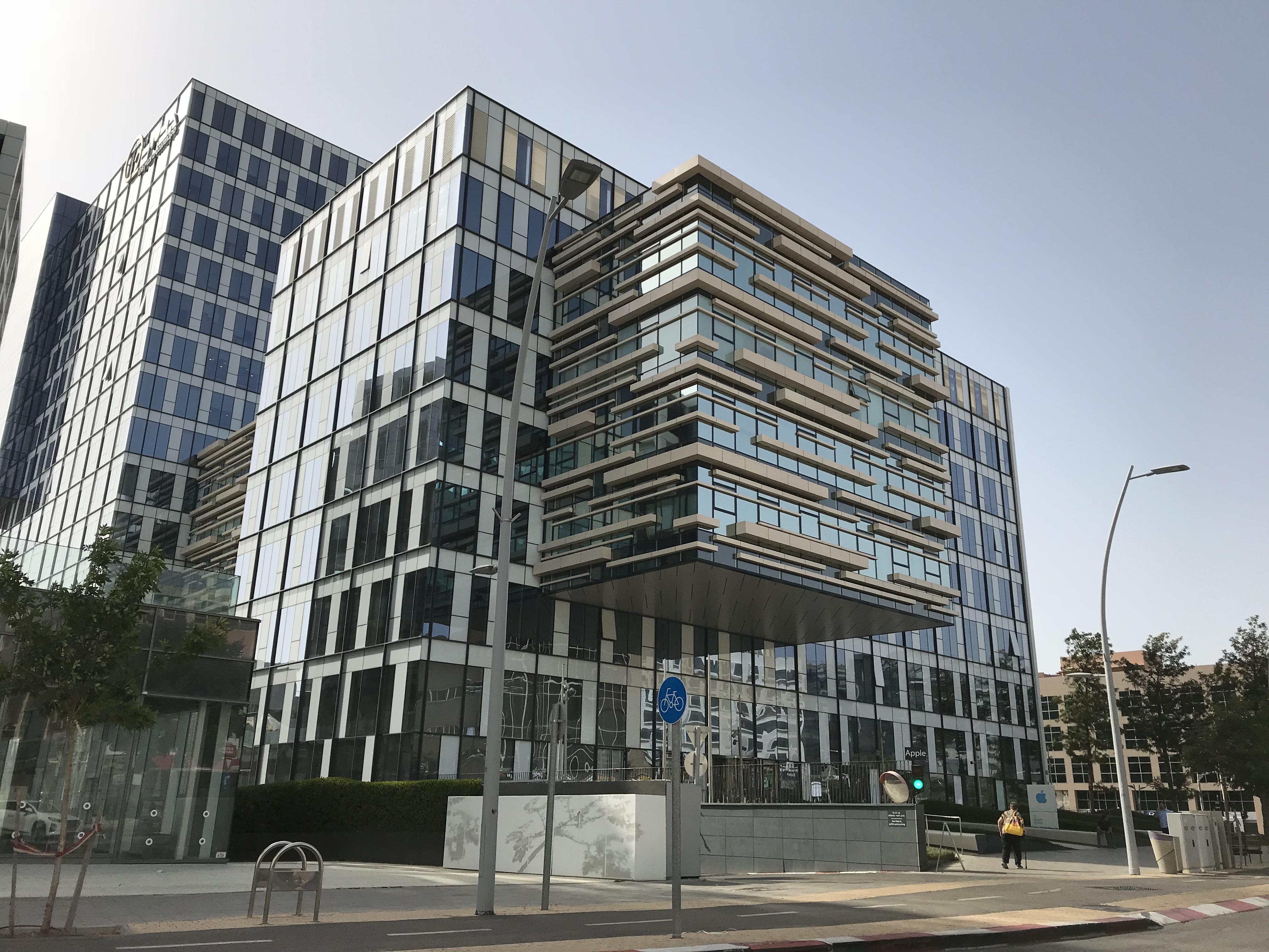 Conteliver Buildings