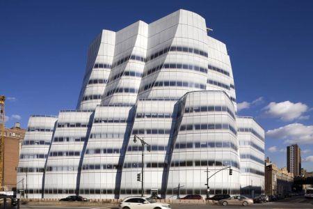 Frank Gehry's Torso Building in N.Y.