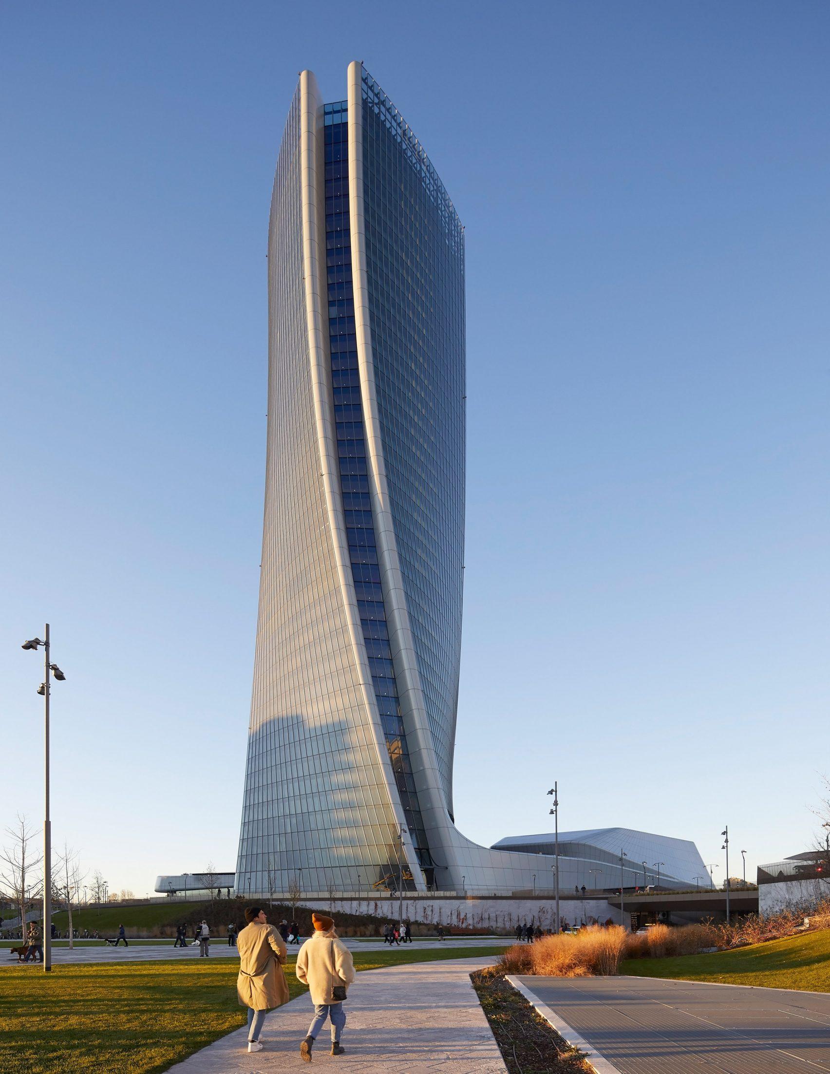 Turning Torso buildings around the world 6