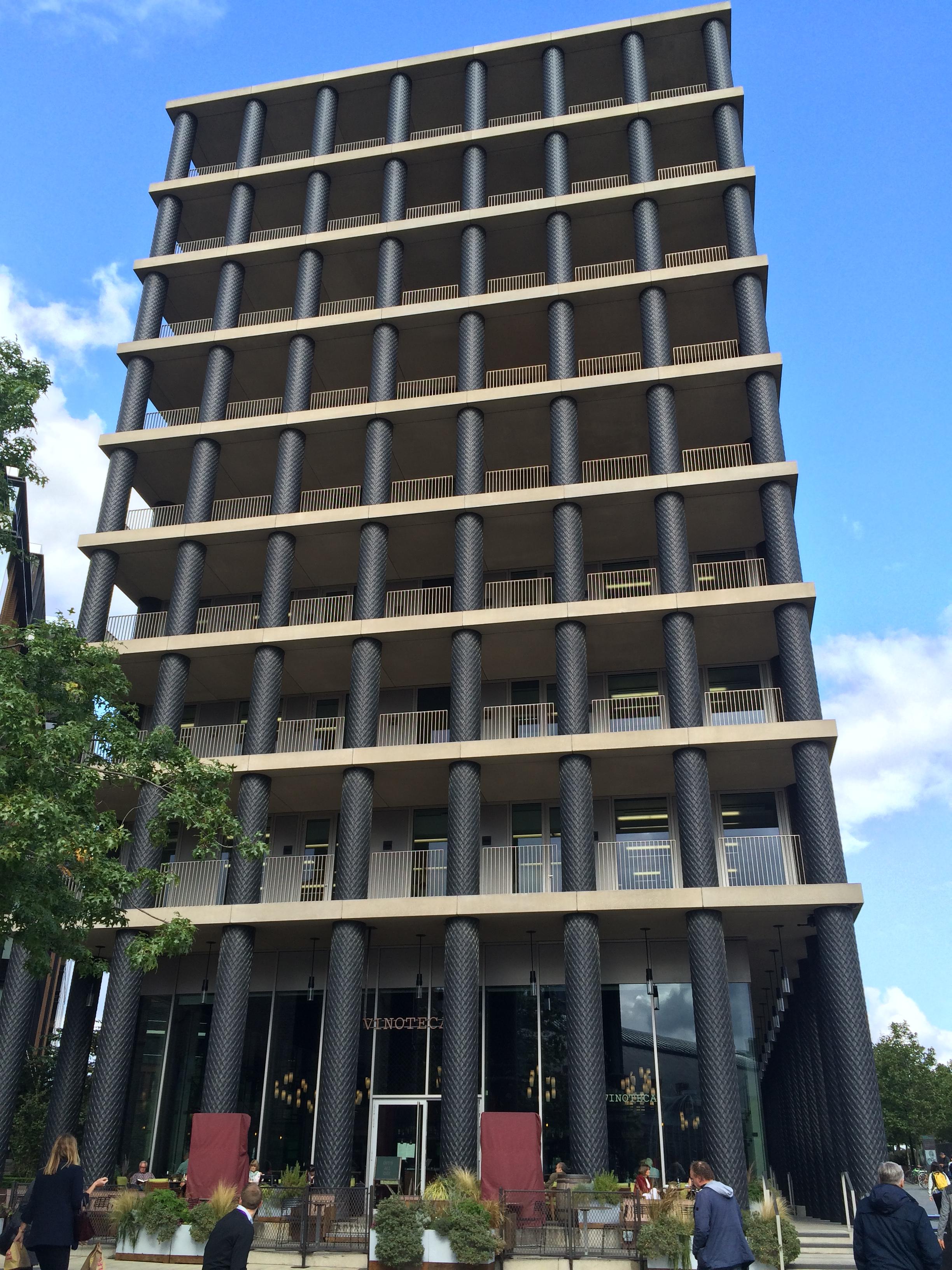 David Chipperfield Architects - EliInbar 2018