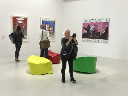 Eli Inbar Photographs 2018- Franz West