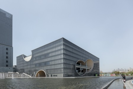 Poly Grand Theater Shanghai_Tadao Ando_02