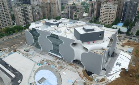 Toyo Ito . Taichung Metropolitan Opera House (2)